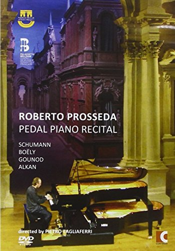 Pedal Piano Recital