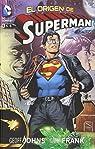Superman: el orígen de Superman par Johns