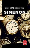 L'Horloger d'Everton (Ldp Simenon)