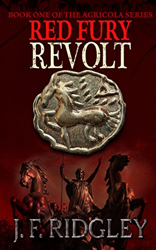 Book: Red Fury Revolt (The Agricola series Book 1) by J. F. Ridgley