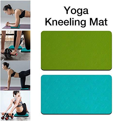 2 STKS Oefening Mat Yoga Knie En Elleboog Pad Yoga Knielen Mat Knielen Mat Fitness Kneel Pad Yoga Kussen Pad Voor Workout Tuin Werk Badkuip Yoga Mat 38210.6cm