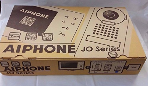 Aiphone Corporation JOS-1A Box Set for JO Series, Hands-Free Video Intercom