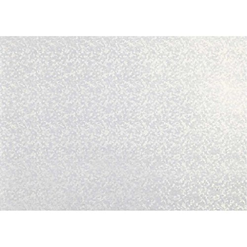 Perlmutt-Papier, A4 21x30 cm, 120 g, perlmuttweiß, Schneeflocke, 10Blatt