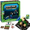 Ravensburger Minecraft: Builders & Biomes Strategy Board Game Ages 10 & Up by Ravensburger