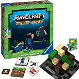Ravensburger Minecraft: Builders & Biomes Strategy Board Game Ages 10 & Up