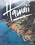 Hawaii: 2021 Wall Calendar, 8.5   x 11  , Monthly