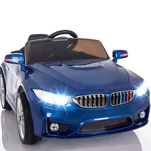 Los vehículos eléctricos con ruedas de suspensión, Música, mando a distancia, faros...