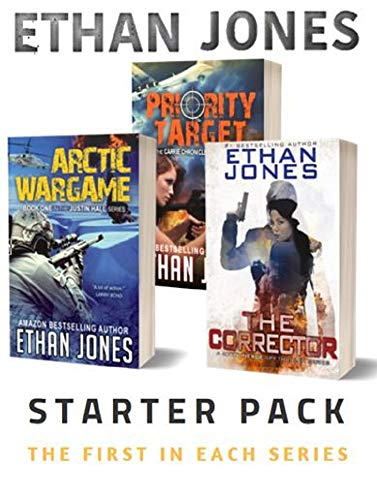 Ethan Jones Starter Pack Box Set - First in Each Series: Spy ...