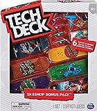 Paquete Bonus de la Tienda de Skate Tech Deck6028845