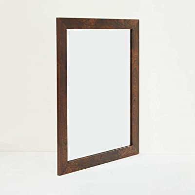 Home Centre Reflection-Sterling Solid Mirror Frame - 45 x 55 cm
