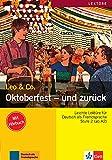 Oktoberfest - und zurück : Stufe 2 (ab A2) (1CD audio MP3)