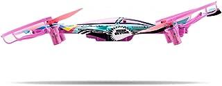 Kyosho 20571PR-B RTF Racing Drone, Pastel Rainbow