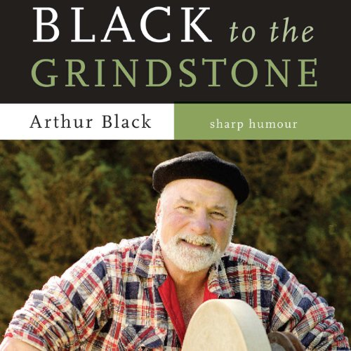 Black to the Grindstone audiobook cover art