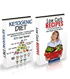 Ketogenic Diet + Low Carb Diet Bundle : 31 Low Carb Recipes + 31 Ktogenic Recipes to Lose Weight & Live Healthy (Ketogenic Cookbook, Ketogenic Mistakes, ... Low Carb Cookbook) (English Edition)