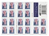 Postage Stamps for USPS 2019 Stamps (1 Booklet Total 20 Stamps)
