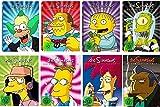 Die Simpsons Staffel 11-18 (11+12+13+14+15+16+17+18) [DVD Set]