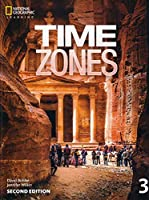 Time Zones 2nd Edition 3 Student Book with Online Workbook