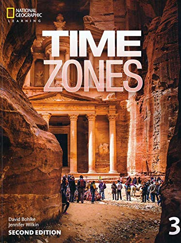 Time Zones 2nd Edition 3 Student Book with Online Workbookの詳細を見る