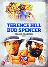Terence Hill and Bud Spencer Classic Collection 1 - 5-DVD Set ( Banana Joe / Crime Busters / Double Trouble / Even Angels Eat Beans / Go for It ) ( I du [ NON-USA FORMAT, PAL, Reg.0 Import - Denmark ]