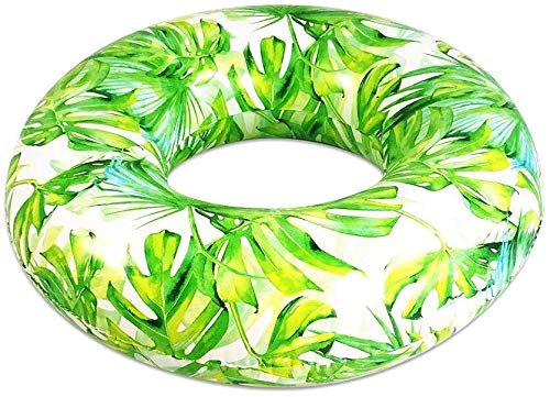Lanxing Planschbecken für Kinder Schwimmen-Ring Pool Floats for Erwachsene und Kinder aufblasbare Obst Schwimmen Schlauch 39,37 '' Toy Beste Zubehör for Schwimmen
