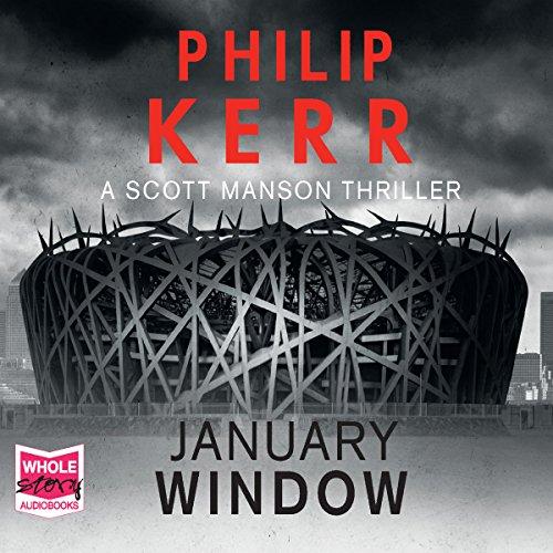 January Window audiobook cover art