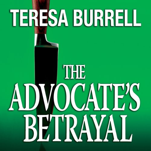 The Advocate's Betrayal audiobook cover art
