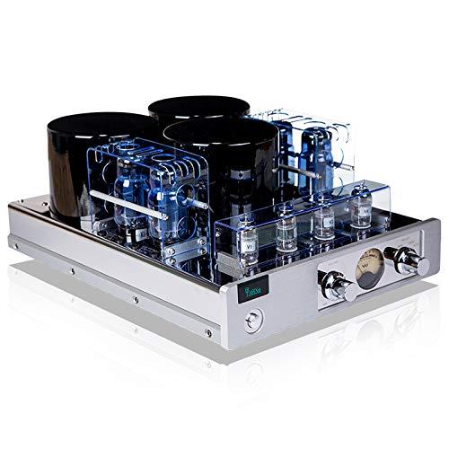 MC-13S 6CA7 Tubo de vacío Amplificador de Potencia Válvula Push-Pull Amplificador de Audio HiFi estéreo 110 ~ 240V