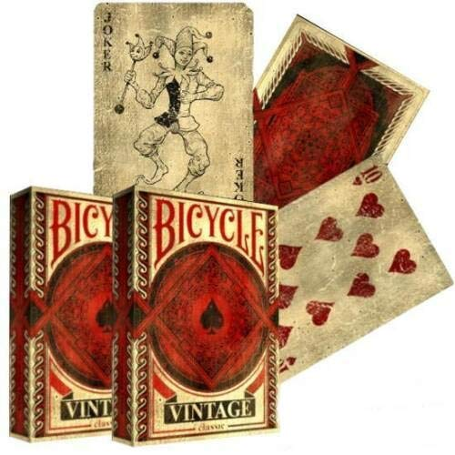 Decks Bicycle Vintage