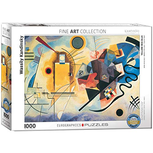 A0-1189x841MM Wassily Kandinsky Abstract Masterpiece 7 Poster