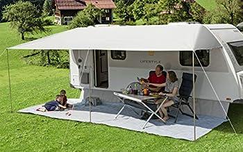 Berger Pare Soleil Vario Pare-Soleil de Camping et Caravane Protection Solaire Gris