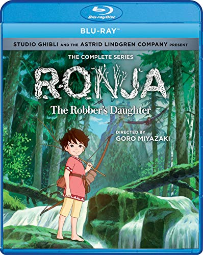 Ronja, the Robber's Daughter: The Complete Series [Blu-ray]