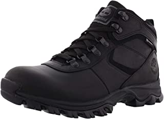 Timberland Men's Anti-Fatigue Hiking Waterproof Leather Mt. Maddsen Boot