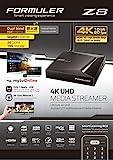 Formuler Z8 5G 4K UHD IPTV Android 7.0 Nougat Player H.265 HEVC, 16GB Flash, 2GB DDR4, Stalker, MYTV...