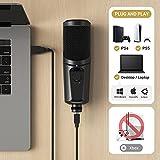 Zoom IMG-1 microfono a condensatore usb per