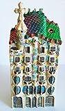 MR Hucha Casa Batlló en Resina 19 x 8 x 8 cm