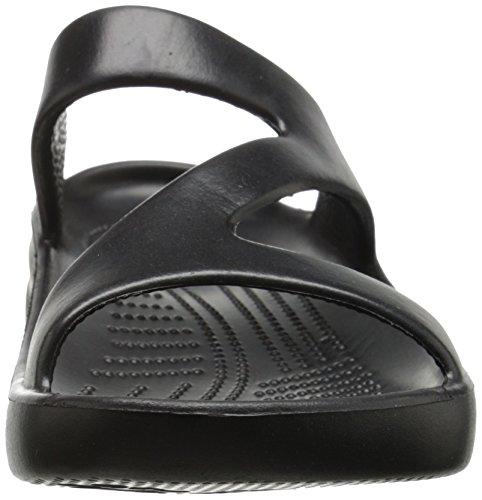 DAWGS Ladies Z Sandal,Black,8 M US