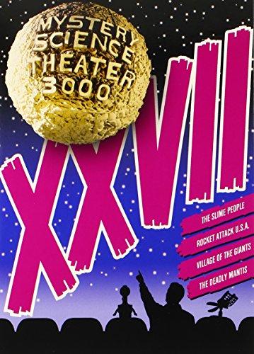 Mystery Science Theater 3000: XXVII -  DVD, Joel Hodgson, Joel Hodgson
