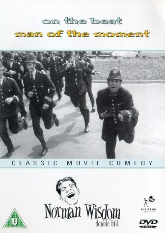 On The Beat/Man Of The Moment [Region 2] by Norman Wisdom