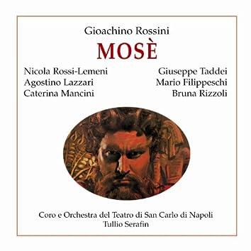 Paperback Opera - Mosè Ga 1956