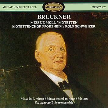 Bruckner: Mass No. 2 in E Minor and Motets