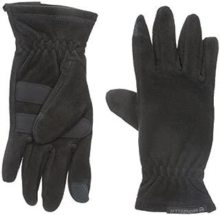 Manzella Women's Tahoe Ultra Touch Tip Gloves, Black, Small/Medium by Manzella