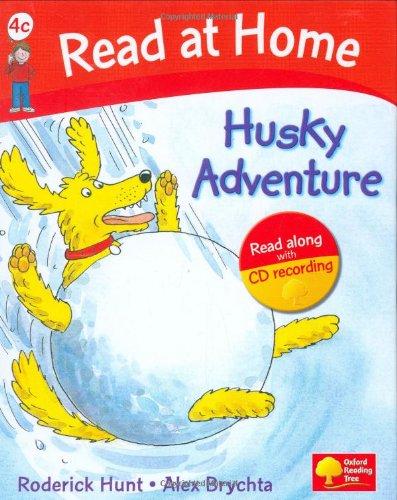Read at Home: Level 4c: Husky Adventure Book + CDの詳細を見る