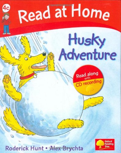 Read at Home: Level 4c: Husky Adventure Book + CDの詳細を見る