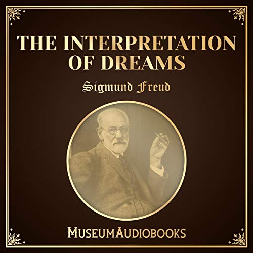 The Interpretation of Dreams audiobook cover art