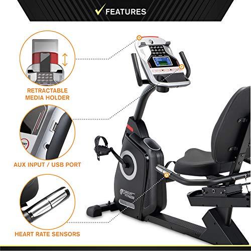 Circuit Fitness 587 Exercise Bike