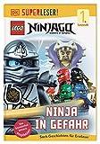 SUPERLESER! LEGO® NINJAGO®. Ninja in Gefahr: 1. Lesestufe Sach-Geschichten für Leseanfänger -