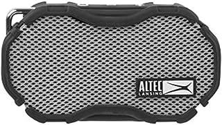 Altec Lansing IMW269 Baby Boom Rugged Waterproof Mini Bluetooth Speaker (Graphite Grey)