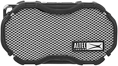 Altec Lansing Baby Boom Wireless, Bluetooth, Waterproof Speaker, Floating, IP67, Portable Speaker, Strong Bass, Rich Stereo System, Microphone, 30 ft Range, Lightweight, 6-Hour Battery