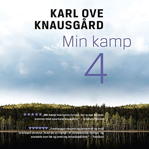 Min kamp 4 audiobook cover art