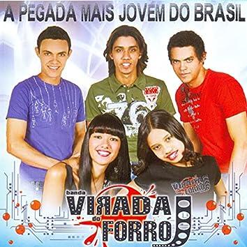 A Pegada Mais Jovem do Brasil